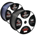 T-Spec 125' V10 Series Speaker Wire, Black