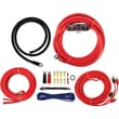 T-Spec V6 Series 4 AWG 1000 W Rated Amplifier Installation Kit With RCA Cables