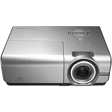 Optoma X600 XGA 3D-Compatible 6000 Lumens DLP Network Projector, Gray