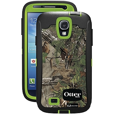 OtterBox® Defender Series Case For Samsung Galaxy S4, RealTree Xtra Green