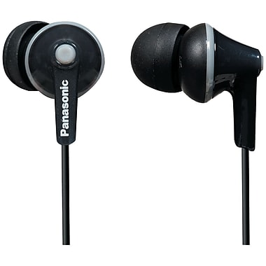 Panasonic RP-TCM125-A In-Ear Headphone with Mic, Blue