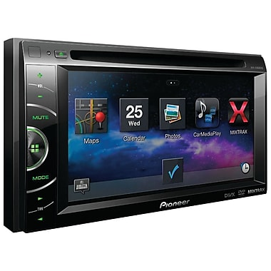 Pioneer AVH-X1600DVD 6.1in. Double-DIN DVD Receiver W/AppRadio/Mixtrax