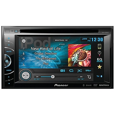 Pioneer AVH-X2600BT 6.1 Double-DIN DVD Receiver W/Bluetooth/AppRadio/MixtraxSorry, this item is currently out of stock.