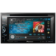 Pioneer AVH-X3600BHS 6.1 Double-DIN DVD Receiver W/Bluetooth/Hd Radio/Siriusxm Ready/AppRadio
