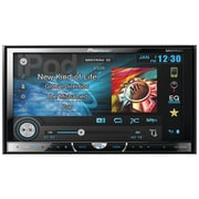 Pioneer AVH-X5600BHS 7 Double-DIN DVD Receiver W/Bluetooth/Hd Radio/Siriusxm Ready/AppRadio/Mixtrax