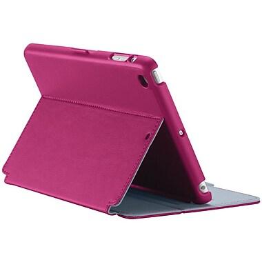Speck® StyleFolio Case For iPad mini With Retina Display, Fuchsia Pink/Nickel Grey