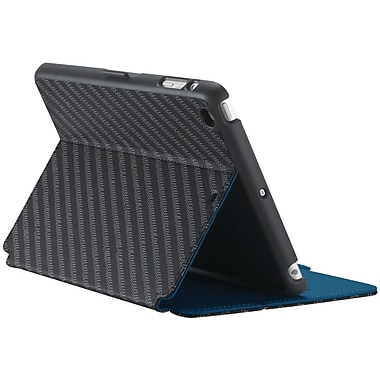 Speck® StyleFolio Case For iPad mini With Retina Display, MoveGroove Slate/Deep Sea