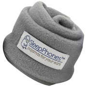 SleepPhones® Wireless Ultra-Slim Bluetooth Stereo Headphones, Quiet Lavender, Medium