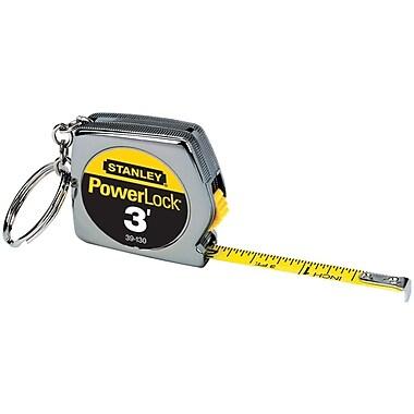 STANLEY® PowerLock® Metal Key Tape, 3' x 1/4