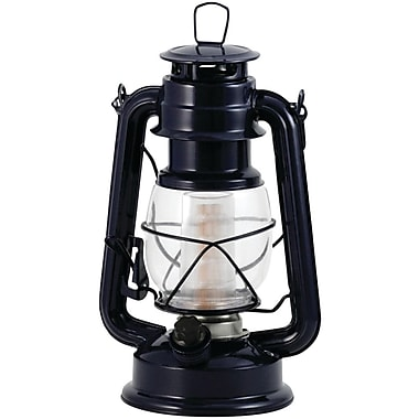Northpoint 12 Vintage Style LED Lantern, Dark Blue