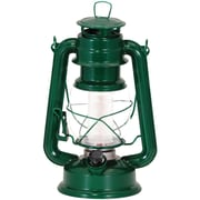 Northpoint 12 Vintage Style LED Lantern, Dark Green