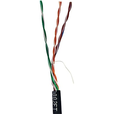 Vericom TCTMBW5U0 1000' CAT-5e FTP Solid Riser CMR Cable