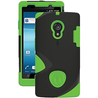 Tridentcase™ Aegis® Polycarbonate Case For Sony® Xperia® Ion®, Green