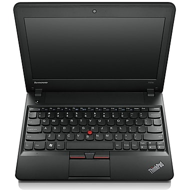 Lenovo ThinkPad X131e 3368 - 11.6in. - Core i3 3227U - Windows 7 Pro 64-bit / 8 Pro 64-bit downgrade - 4 GB RAM - 320 GB HDD