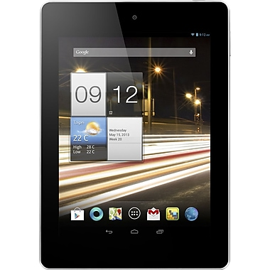 Acer® A1-810 ICONIA Android 7.9in. Tablet, Smoky Gray