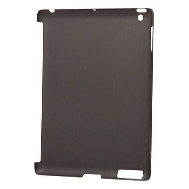 I/O Magic Back Cover Case For iPad 2/3, Rubberized Black