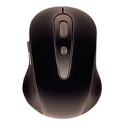 I/O Magic I012M01G 2.4 GHz Wireless Mouse With Receiver, Black