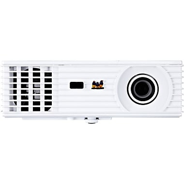 Viewsonic® PJD5 3D Ready DLP Projector, White, XGA
