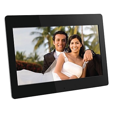 Aluratek   ADMPF114F Digital Photo Frame With 512MB Built-in Memory, 14in.