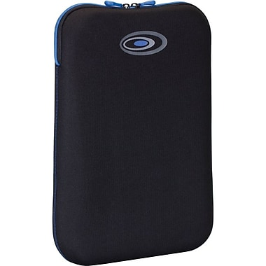 Targus® Invoke Carrying Sleeve For 15.6in. Notebook, Black/Blue