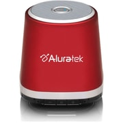 Aluratek ABS04F 3W RMS Bluetooth Wireless Speaker, Red