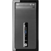 HP® Smart Buy ProDesk 405 G1 Micro Tower Business Desktop Computer, AMD Dual-Core E1-2500 1.4 GHz