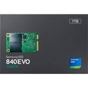 Samsung 840 EVO 1TB 2 1/2 Mini-SATA/600 Internal Solid State Drive