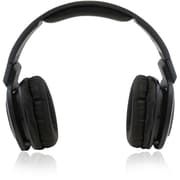 Adesso® Xtream H3 Bluetooth 3.0 Wireless Rotatable DJ Style Headphone, Black
