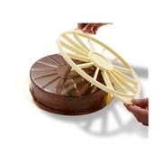 Matfer 154051, Pie Marker 14 Portions