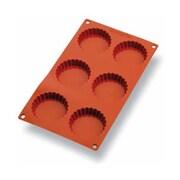 Matfer 257926, Fluted Tart Gastroflex Mold