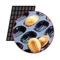 Matfer 336346, Mini Madeleines Flexipan Nonstick Sheet