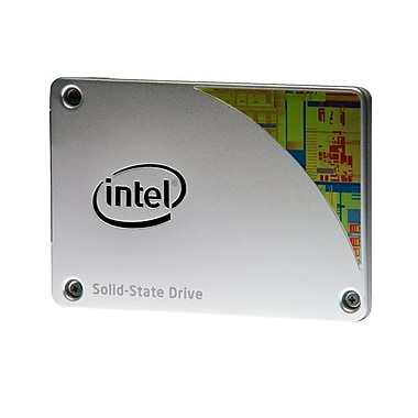 Intel® 530 Series 480GB 2.5in. SATA (6 Gb/s) MLC Internal Solid State Drive (SSD)