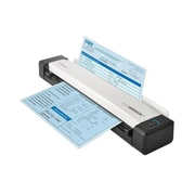 Visioneer® Road Warrior 3 Simplex Document Sheetfed Scanner, 600 dpi