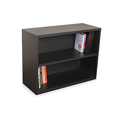 Marvel® Ensemble® 27in. x 36in. x 14in. Two Shelf Bookcases