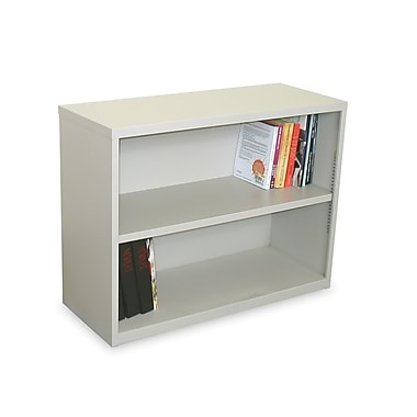 Marvel® Ensemble® 27in. x 36in. x 14in. Two Shelf Bookcase, Featherstone