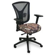 Marvel® Fermata® Fabric High-Back Executive Chair With Adjustable Arms, Mossy Oak®