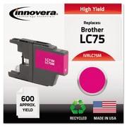 Innovera™ LC75 Magenta Ink Cartridge, High Yield
