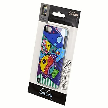 Gel Grip iPod Touch 5 Design 1 Hard Shell, IT5D1