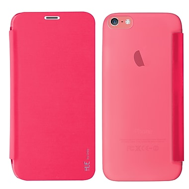 Uniq Hue iPhone 5/5S Case, Bloom Pink