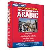 Arabic (Modern Standard), Conversational Paul Pimsleur  Audiobook