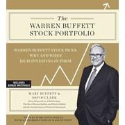 The Warren Buffett Stock Portfolio Mary Buffett , David Clark Audiobook CD