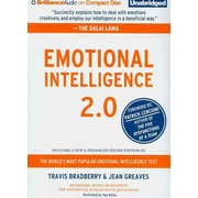 Emotional Intelligence 2.0  Travis Bradberry , Jean Greaves Audio CD