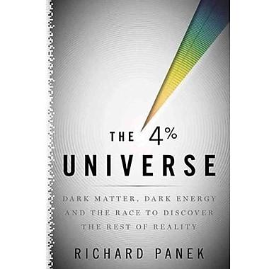 The 4 Percent Universe Richard Panek Audiobook