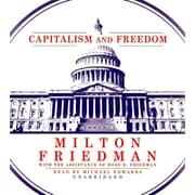 Capitalism and Freedom  Milton Friedman, Rose D. Friedman Audiobook