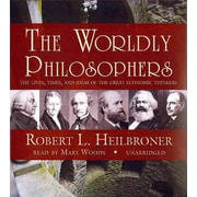 The Worldly Philosophers Robert L. Heilbroner Audiobook CD