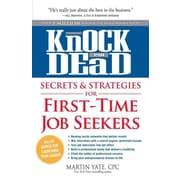 Knock 'Em Dead Martin Yate Paperback