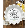 From the Family Kitchen: Discover Your Food Heritage and Preserve Favorite Recipe Gena Philibert Ortega Family Tree Bks
