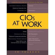 CIOs at Work Edward Yourdon 1st Edition