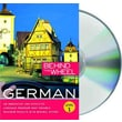 Behind the Wheel - German 1 Mark Frobose  Audio CD