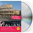 Behind the Wheel - Italian 1 Mark Frobose  Audio CD